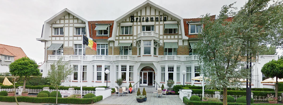 L'Hôtel BRITANNIA