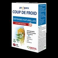 ORTIS - Propex Coup de froid