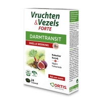 ORTIS - Vruchten&Vezels FORTE