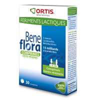 ORTIS - Beneflora Gastroresistant tablets
