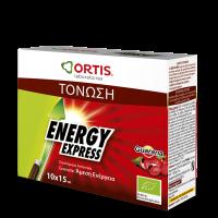ORTIS - ORGANIC Energy Express
