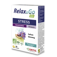 ORTIS - ORGANIC Relax & GO