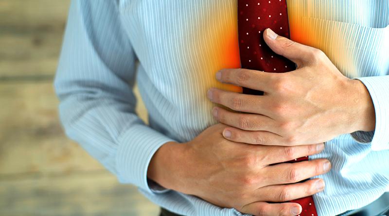 Brûlures d'estomac: les causes