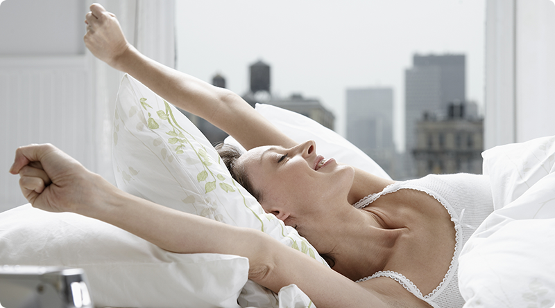 Our tips for improving sleep