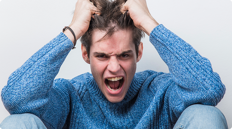 Le stress, mécanisme de défense